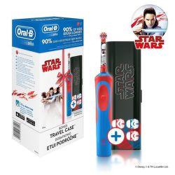 Oral-B Vitality Star Wars+cestovní pouzdro