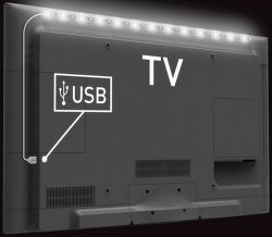 Barkan L5, LED pás pro TV
