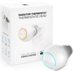 Fibaro radiátorová hlavice pro HomeKit (FGBHT-001)