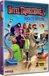 Hotel Transylvánie 3: Příšerózní dovolená - DVD film