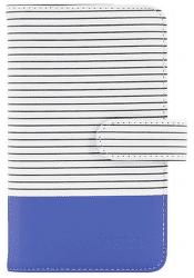 Fujifilm Instax Striped Mini 9 album, kobaltově modrá