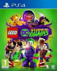 Lego DC Super-Villains - PS4 hra