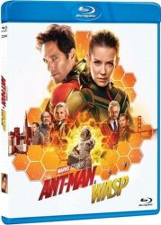 Ant-Man a Wasp - Blu-ray film