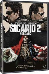 Sicario 2: Soldado - DVD film
