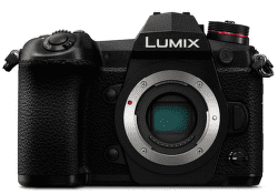Panasonic Lumix DC-G9 tělo černé