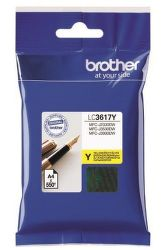 Brother LC-3617Y žlutá