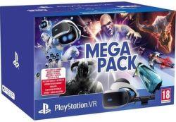 Sony PlayStation VR v2 + kamera v2 + 5 her
