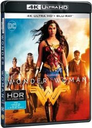 Wonder Woman - Blu-ray + 4K UHD film