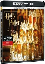 Harry Potter a Princ dvojí krve - Blu-ray + 4K UHD film