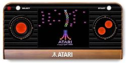 Atari Retro TV Handheld + 50 her