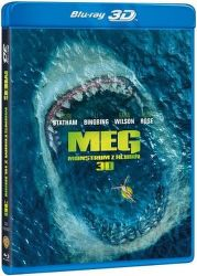 MAGIC BOX Meg: Monstrum z hlubin, Blu-ray film