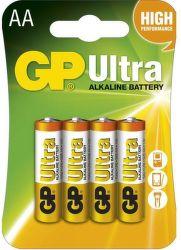 GP Ultra B1921 LR6 (AA) 4ks