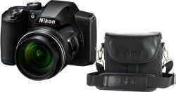 Nikon Coolpix B600 černý + taška Nikon CS-P08 vystavený kus splnou zárukou