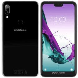 Doogee Y7 černý