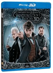 Fantastická zvířata: Grindelwaldovy zločiny BD 3D a 2D