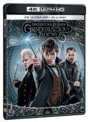 Fantastická zvířata: Grindelwaldovy zločiny UHD BD a BD