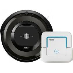 iRobot Roomba e5 + Braava Jet 240