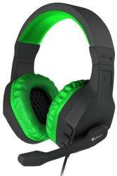 Genesis Argon 200 černo-zelený