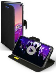 SBS Book Sense pouzdro pro Samsung Galaxy S10, černá