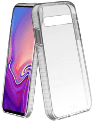 SBS Shock Impact pouzdro pro Samsung Galaxy S10, transparentní