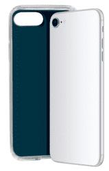 SBS Glue TPU pouzdro pro Apple iPhone 8, 7, 6 a 6s, tmavomodrá