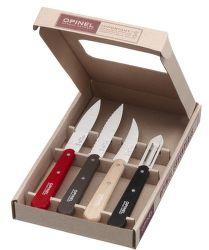Opinel Les Essent Loft kuchyňský set nožů (4ks)