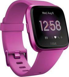 Fitbit Versa Lite fialové