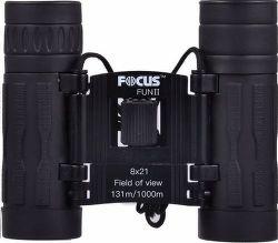 Focus Sport Optics Fun II 10x25 černý
