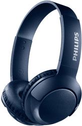 Philips Bass+ modrá