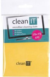 Clean IT CL-712 žlutá čistící utěrka