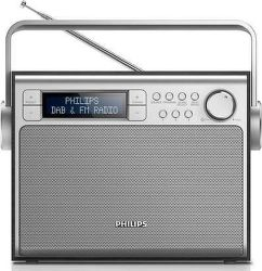 Philips AE5020B/12 stříbrné