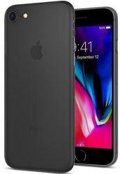 Spigen Air Skin pouzdro pro Apple iPhone 8, černá