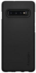 Spigen Thin Fit pouzdro pro Samsung Galaxy S10, černá