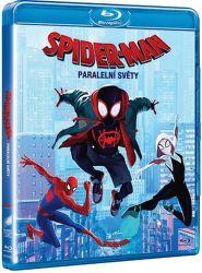 Bonton Spider - man: Paralelní světy BD film