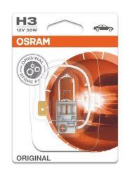 OSRAM H3 standard, Autožárovka 12 V/55 W