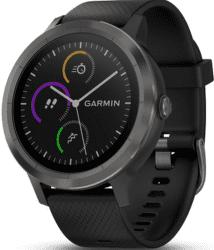 Garmin vívoActive3 šedo-černé