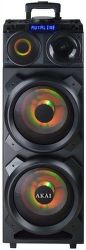 Akai DJ-3210 černý