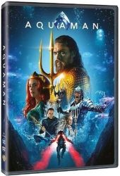 Magic Box Aquaman DVD film