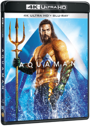 Magic Box Aquaman 2BD, UHD+BD film