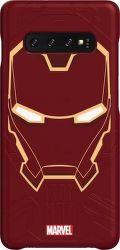 Samsung Marvel pouzdro pro Samsung Galaxy S10+, Iron Man