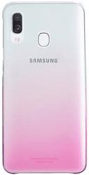 Samsung Gradation Cover zadní kryt pro Samsung Galaxy A40, růžová