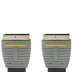 Bandridge BN-BVL7305 -  SCART konektor - SCART konektor, 21 pin, plochý, 5m