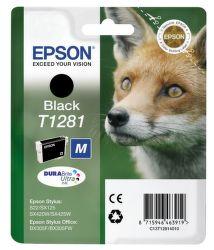 Epson T1281 M black (líška) - inkoustová náplň
