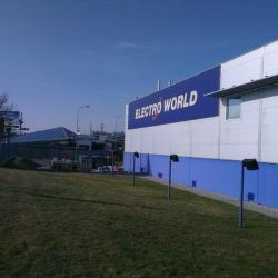 Electro World Čestlice (komerční zóna)