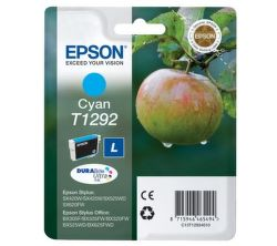 EPSON T1292 L cyan (jablko) - atrament