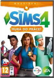 PC - The Sims 4 - Hurá do práce (EP1)