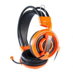 E-Blue Cobra I, headset (oranžový)
