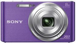 Sony CyberShot DSC-W830 (fialový)
