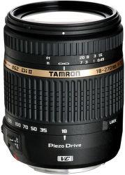 Tamron AF Di II VC 18-270 PZD Canon - objektiv