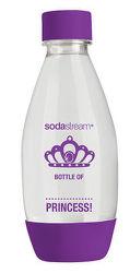 Sodastream Princess Violet fialová náhradní láhev (500 ml)